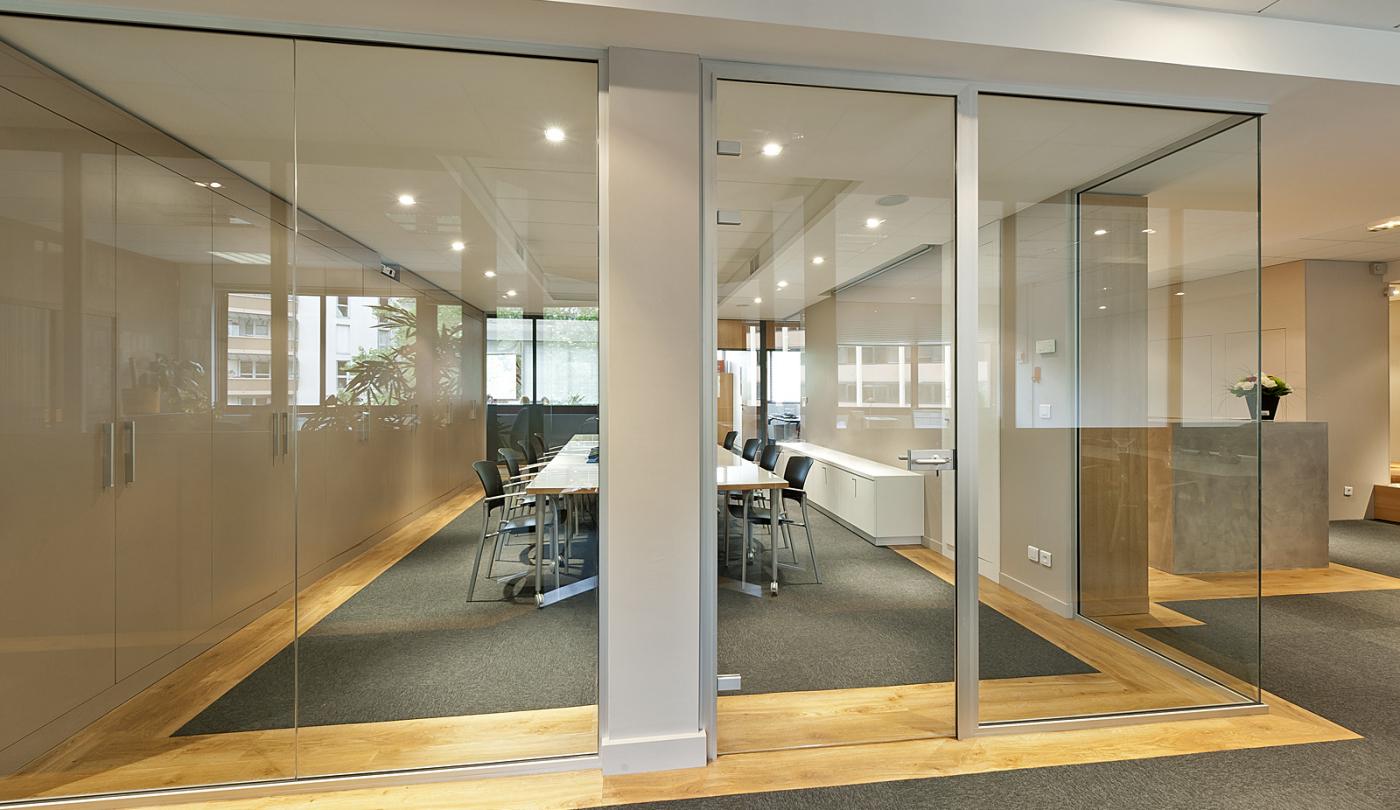 Vitrage isolation acoustique harmonie fenetres - Porte de separation vitree ...
