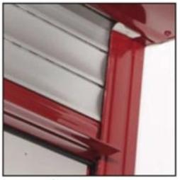 aluminium double paroi - Volets Roulants