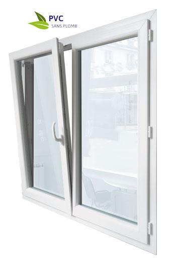 Fenêtre PVC Lyon