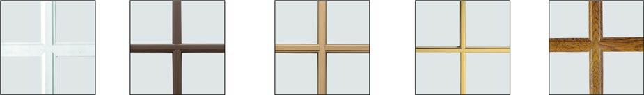 fenetre PVC petitsbois - Fenêtres PVC