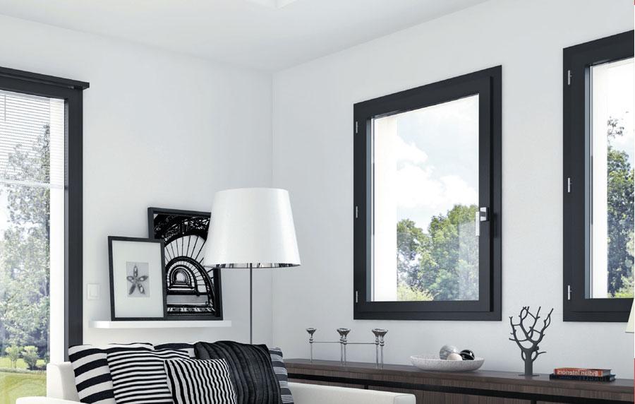 fenêtre Alu Lyon