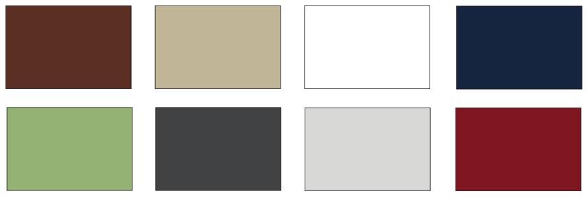 menuiserie alu couleurs - Menuiseries Aluminium