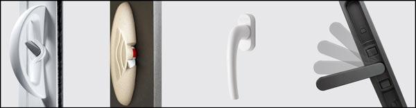 menuiserie alu coulissant poignees - Menuiseries Aluminium