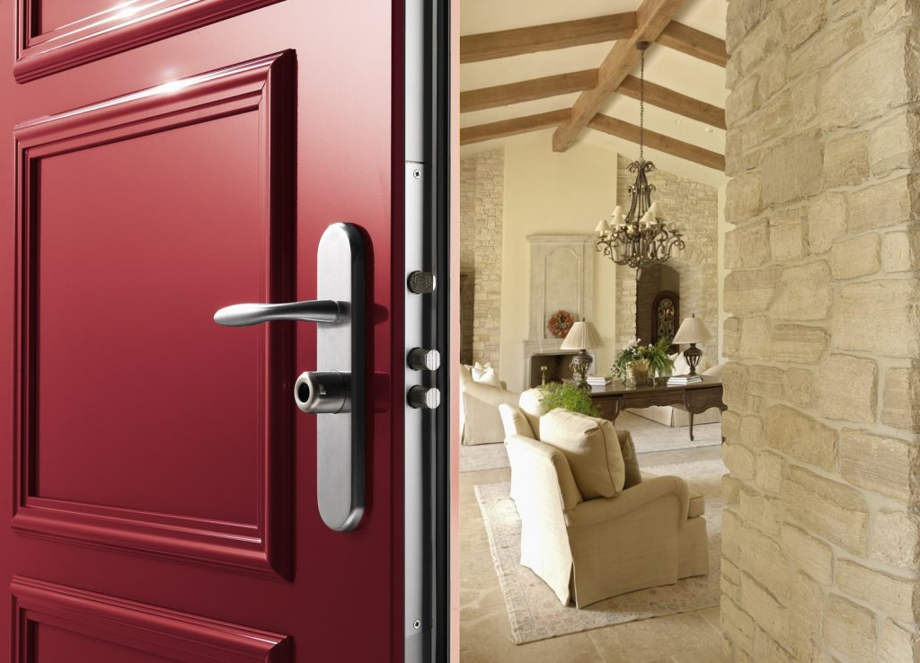 porte blindee pour maison la forstyl his 21 1024x738 - Une porte blindée pour la sécurité de votre maison ou de votre appartement