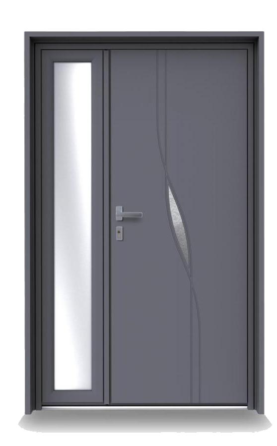 porte entree lyon 1 - Portes d'entrée