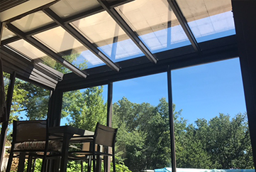 realisation veranda - Accueil