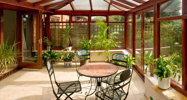 veranda bois - Vérandas