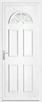6 - Portes d'entrée PVC