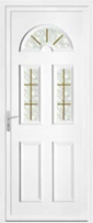 8 - Portes d'entrée PVC
