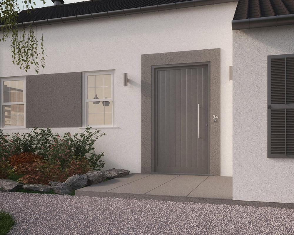 aa2 - Pourquoi choisir une porte d'entrée en PVC