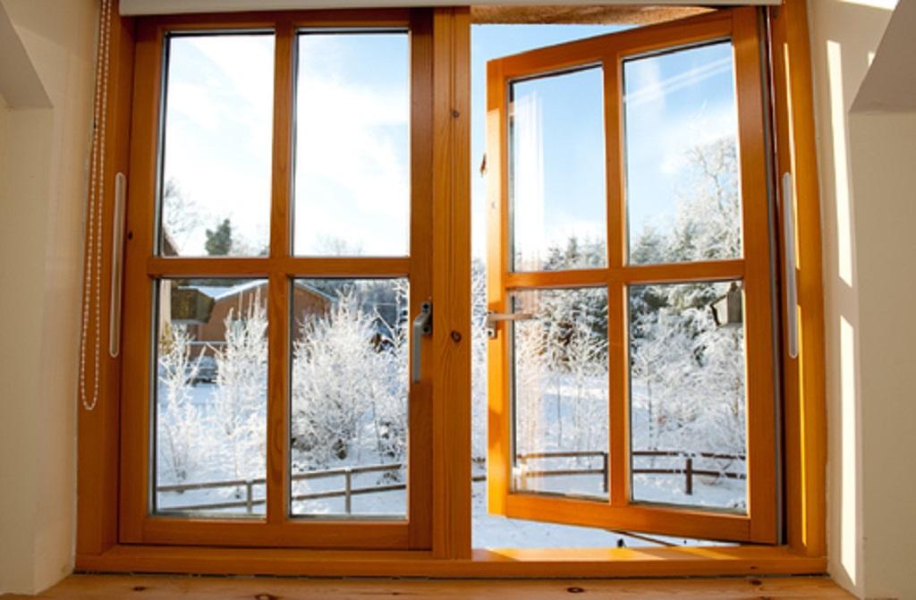 art 13 - Isolation thermique des fenêtres en bois