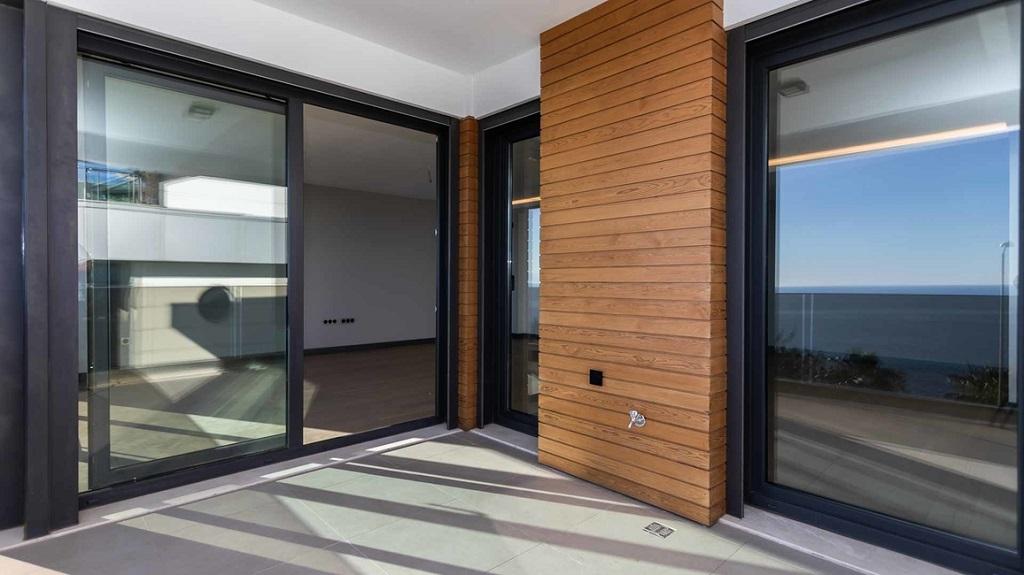 art 15 - Les portes et fenêtres en aluminium dans votre maison ?