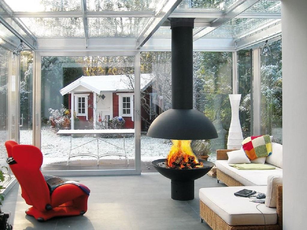 art 17 - Des verandas tout en verre