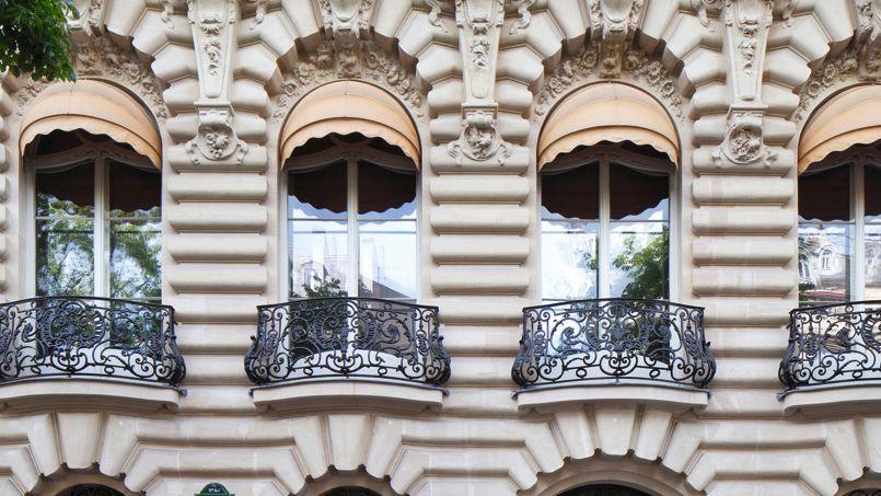 haussman - Portes et fenêtres de style Haussmanien