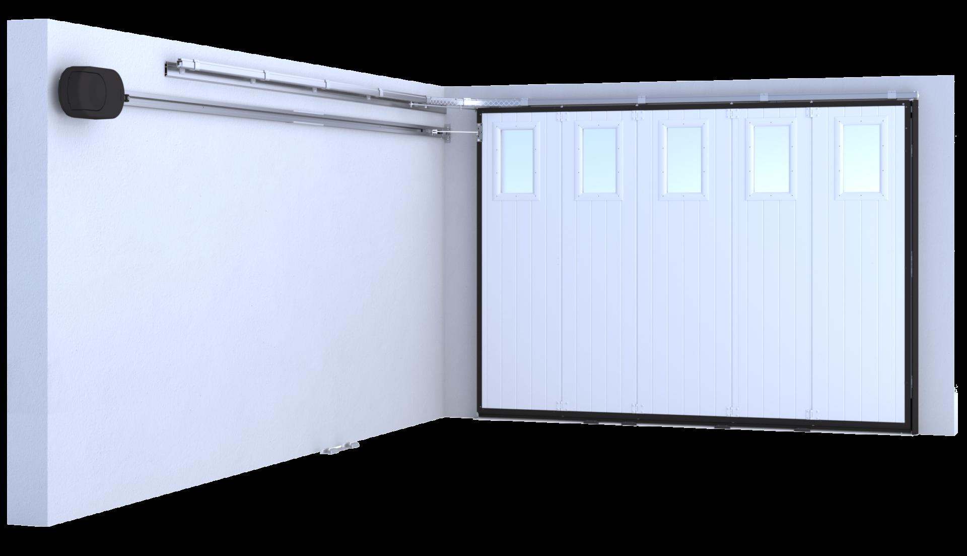 sectionnelle - Portes de garage Sectionnelles