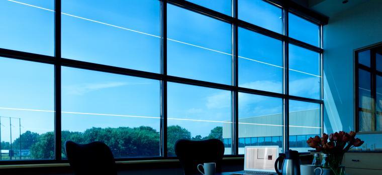 verre - Les innovations du double vitrage