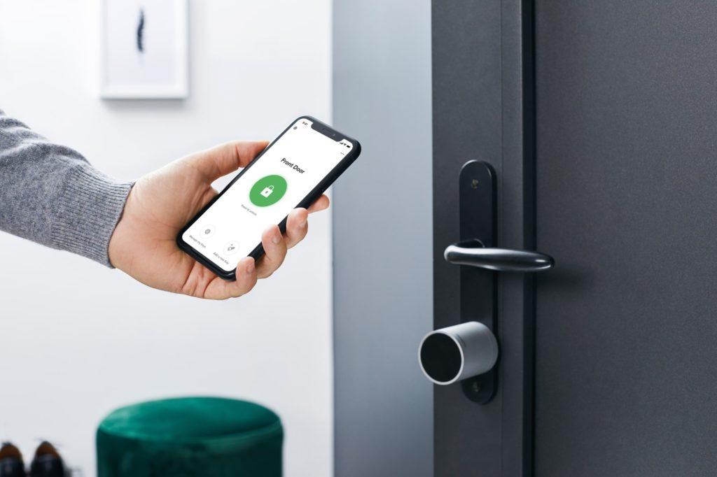 serrure connectee 2 1024x682 - Smart lock, la serrure intelligente