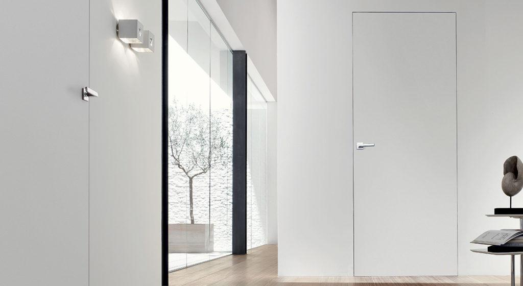 porte 1 1024x560 - La porte affleurante, un style ultra tendance
