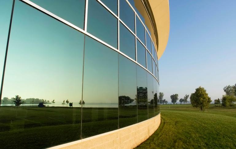 1 3 - Fenêtres de vitrage miroir sans tain, le vitrage anti vis à vis
